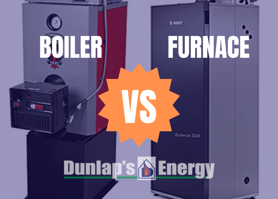 Do you know the difference between a boiler and a furnace?